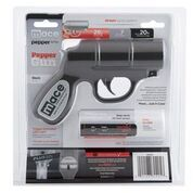 MACE® PEPPER GUN Distance Defense Spray with  LED
