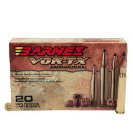 Barnes Bullets 30-06