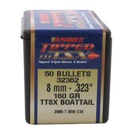 Barnes Bullets 323