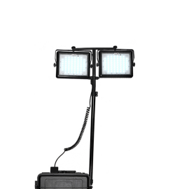 LED Flood Light Black