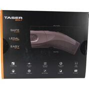 Taser Bolt with laser, LED, 2 live cartridges, soft holster, lithium power magazine (battery pack), and target