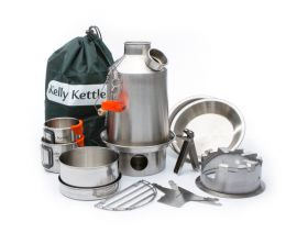 Ultimate Stainless Steel Camp Kit