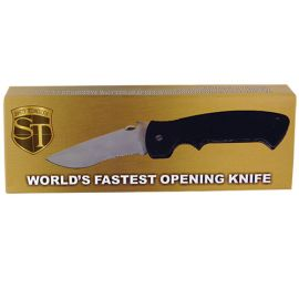 Worlds Fastest Opening Knife