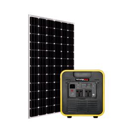 Solar Powered Generator RG2000w