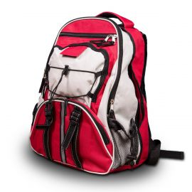 5 Day Survival Back Pack (Red)