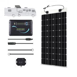Renogy Flexible Solar RV Kit