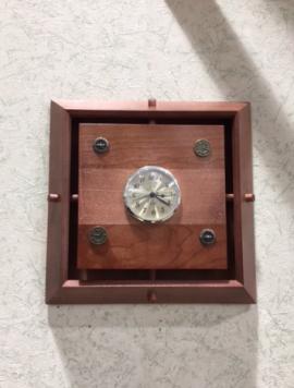 Concealment Clock Stash