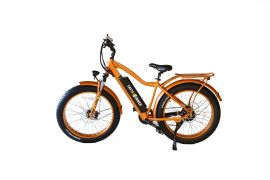 Seargent Mingo (fat tire electric mountain style) Class II Hybrid E-bike (Fully Loaded) by FATTE-BIKES