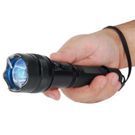 Shorty 15,000,000 volt Stun Gun with Flashlight
