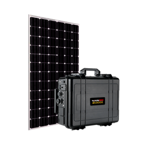 Solar Powered Generator RG3000w